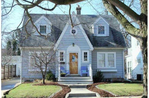 Charming Updated Near Westside Home